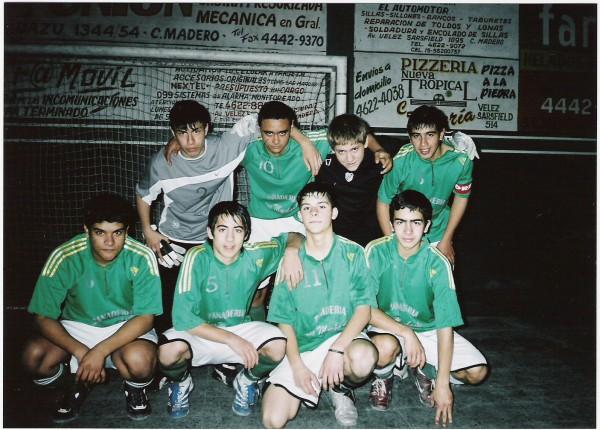 Fotolog de LOS MUCHACHOS: QUINTA FUTSAL 2006 LOS MUCHACHOS